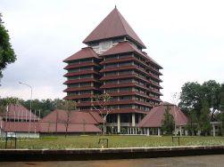 Universitas Indonesia in Depok