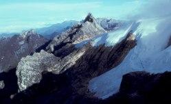 Puncak Jaya gletsjer