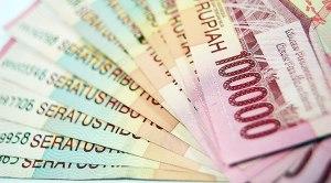 Biljetten van 100.000 rupiah