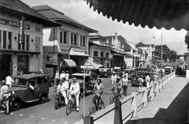 Grote Postweg in Bandung