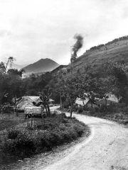 Grote Postweg ten oosten van Bandung