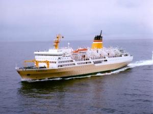 Een schip van Pelni