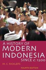 Een boek dat gebruikt wordt voor Indonesiëkunde aan de ANU