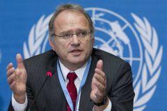 VN-rapporteur Christoph Heyns