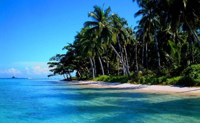 Mentawai strand