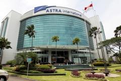 Het hoofdkantoor van Astra International, het grootste bedrijf van Indonesië, maar in Britse handen.