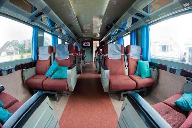 Eksekutif trein