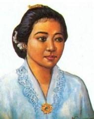 Raden Ayu Kartini.