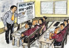 Seksuele voorlichting op school