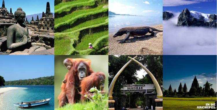 Werelderfgoed Indonesie