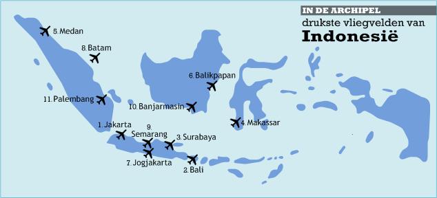 drukste-vliegvelden