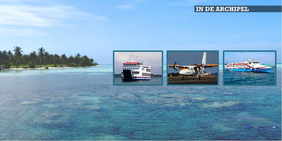 Reizen Naar Karimunjawa Per Boot Of Vliegtuig In De Archipel