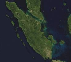 sumatra-satellietbeeld