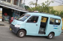 Angkot Mikrolet Jakarta