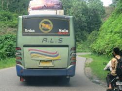 Bus ALS Medan Solo