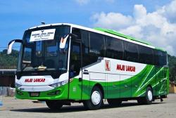 Bus Maju Lancar