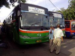 Bus Mayasari Bakti