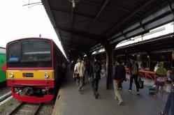 KA Commuter trein
