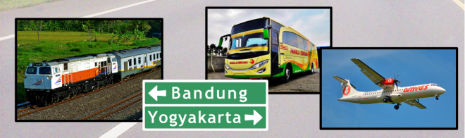 Bandung Jogja reisopties plaatje.png