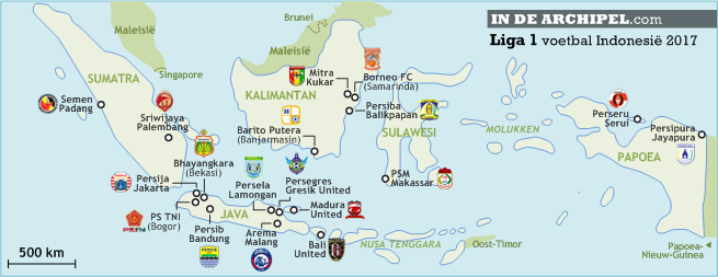 Liga 1 Indonesie kaart.png