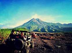 Merapi jeep tour