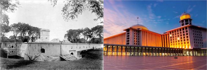 Citadel Istiqlal