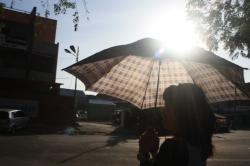 Jakarta warm