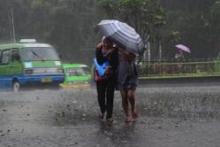 Regen in Bogor
