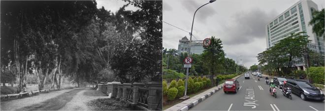 Tanah Abang Jalan Abdul Muis