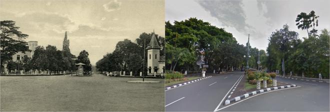Van Heutszboulevard Jalan Teuku Umar.png