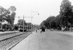 Elektrische tram Kramat Salemba