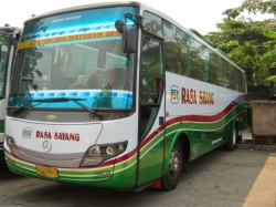 Bus Jakarta Bali