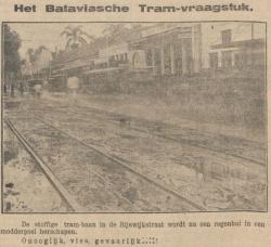 Het nieuws tramvraagstuk 1928