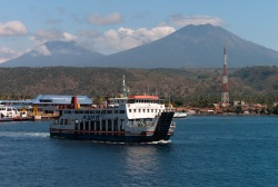 Veerboot Java Bali