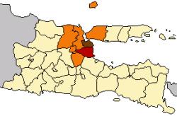 Locatie Sidoarjo