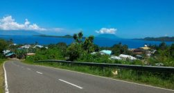 Uitzicht Oba Tidore