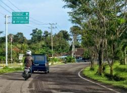 Vekeer Zuid-Sumatra