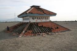 Moskee modder Sidoarjo