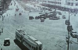 Harmonieplein 1951 tram.png