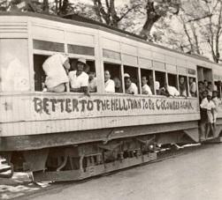 Tram 1945 Batavia