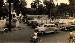 Tram Djakarta begin jaren 1950