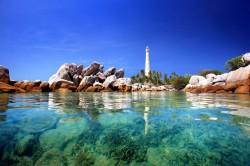 Vuurtoren Lengkuas Belitung