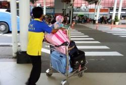 Porter kruier Jakarta