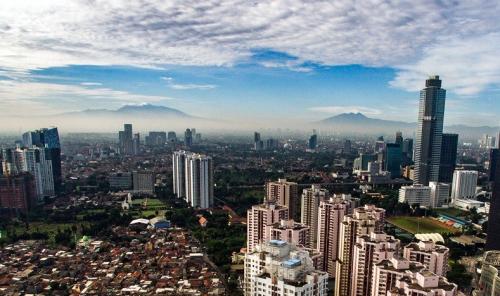 Bergen Jakarta Gede Pangrango