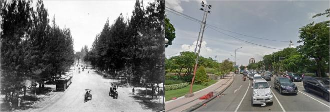 Aloon-aloonstraat Jalan Pahlawan Surabaya 2