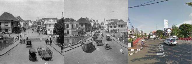 Rode Brug Jembatan Merah Surabaya