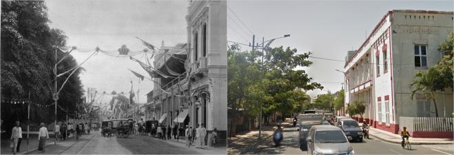 Societeitstraat Jalan Veteran Surabaya