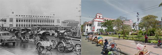 Willemsplein Taman Jayengrono Surabaya