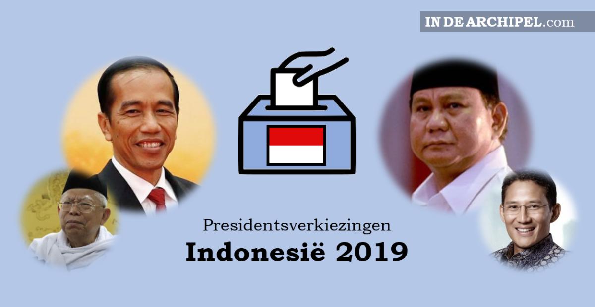 Presidentsverkiezingen Indonesië 2019: de kandidaten