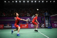 Badminton Asian Games 2018